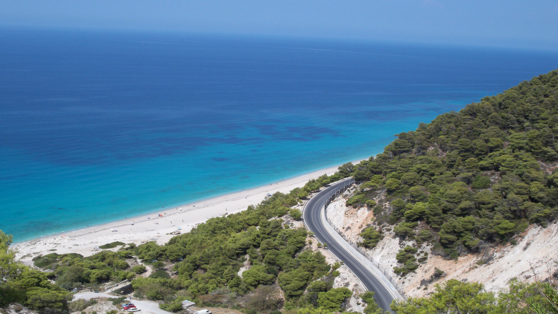 Relax & enjoy the Ionian Sea!